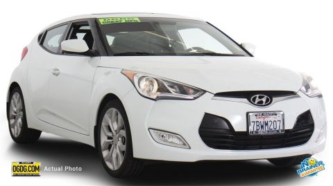 Certified Used Hyundai Veloster